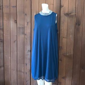 Annalee + Hope Teal Flow Dress size XL